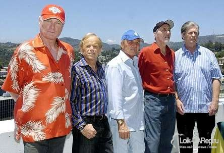 Брайан Уилсон покинул The Beach Boys